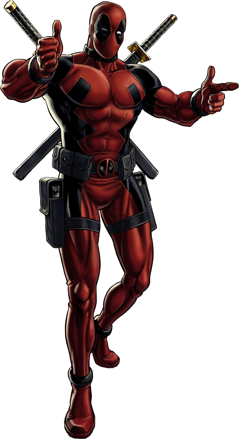 Deadpool clipart #7, Download drawings