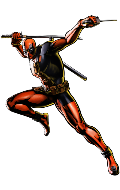 Deadpool clipart #12, Download drawings