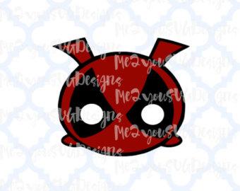 Deadpool svg #7, Download drawings