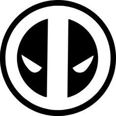 Deadpool svg #17, Download drawings