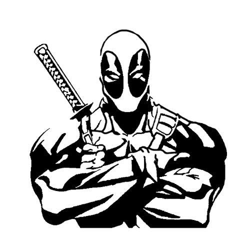 Deadpool svg #14, Download drawings
