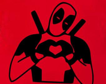 Deadpool svg #16, Download drawings