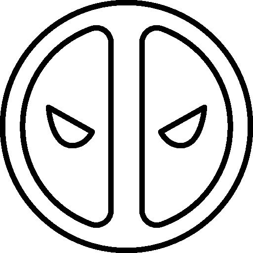 Deadpool svg #12, Download drawings