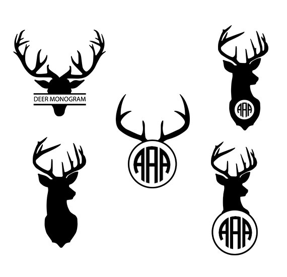 Deer svg #15, Download drawings
