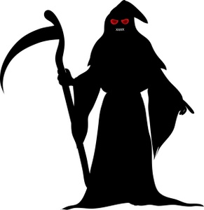Death clipart #4, Download drawings