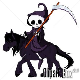 Death clipart #1, Download drawings