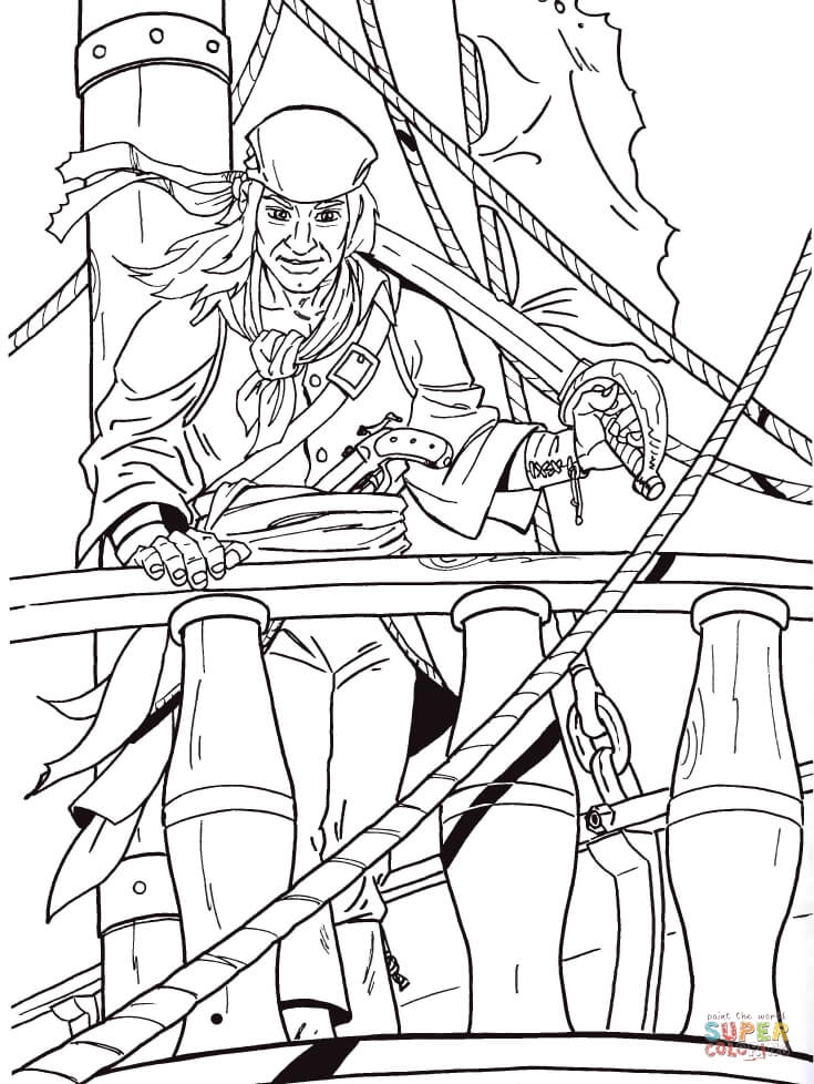 Deck coloring #2, Download drawings