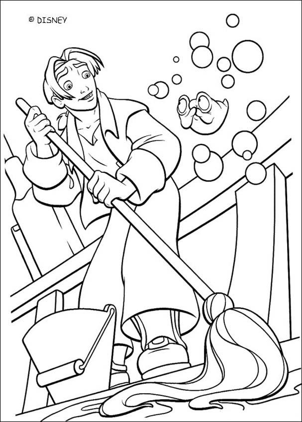 Deck coloring #11, Download drawings