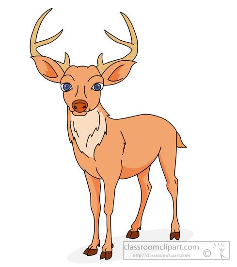 Deer clipart #1, Download drawings