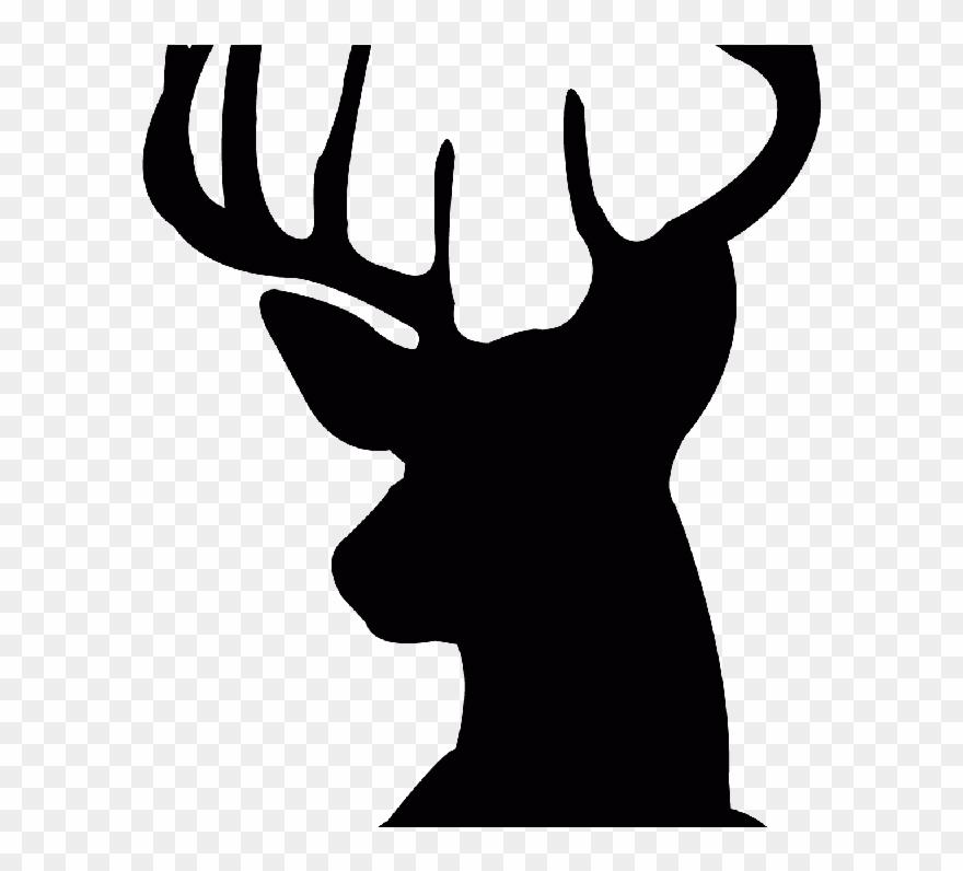 deer head svg free #446, Download drawings
