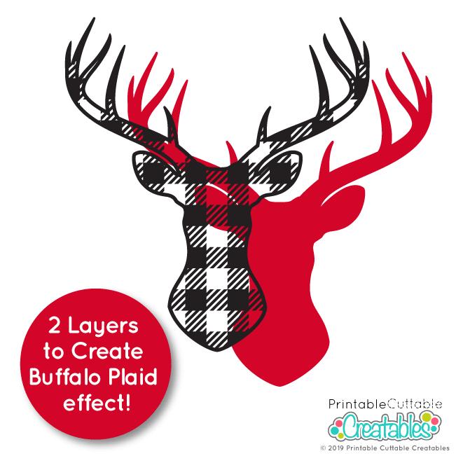 deer head svg free #444, Download drawings