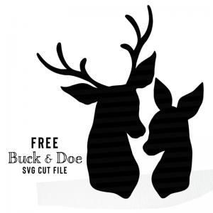 deer head svg free #438, Download drawings