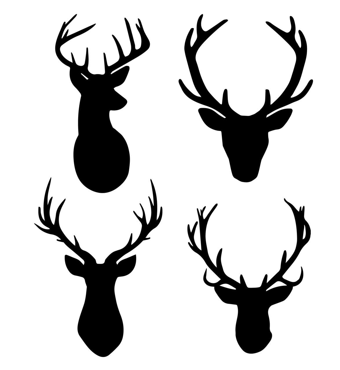 deer svg free #881, Download drawings