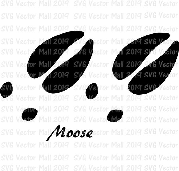 deer tracks svg #1207, Download drawings
