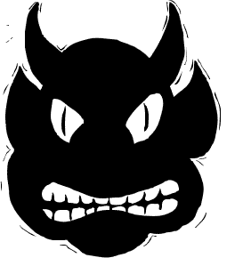 Demon clipart #15, Download drawings