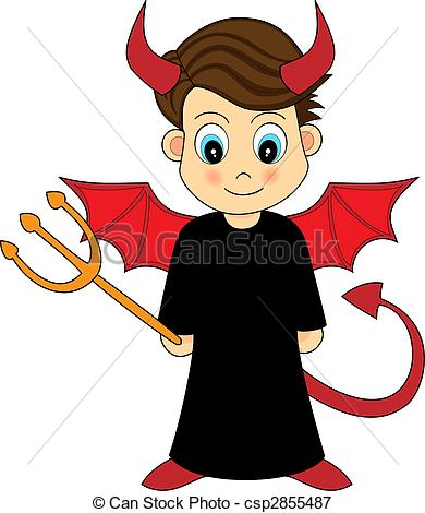 Demon clipart #6, Download drawings