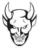 Demon clipart #10, Download drawings
