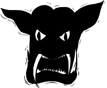 Demon clipart #9, Download drawings