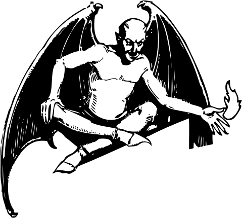 Demon clipart #16, Download drawings