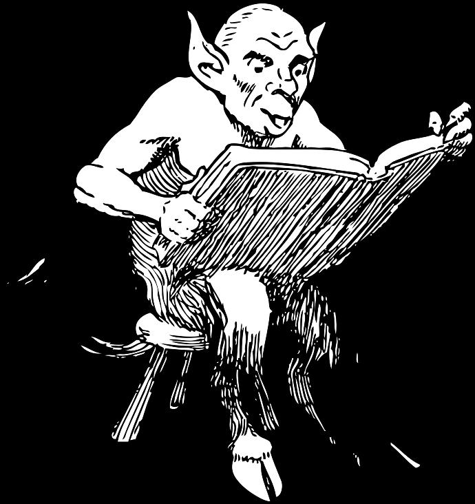 Demon svg #11, Download drawings