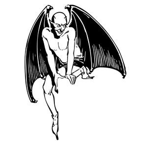Demon svg #19, Download drawings