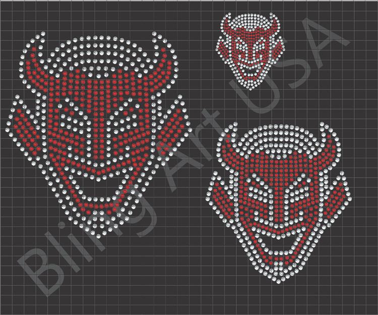 Demon svg #1, Download drawings