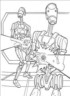 Demon Wars Saga coloring #9, Download drawings