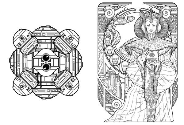 Demon Wars Saga coloring #18, Download drawings