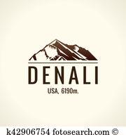 Denali clipart #1, Download drawings