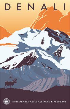 Denali National Park clipart #18, Download drawings