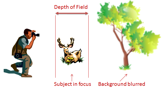Depth Of Field clipart #12, Download drawings