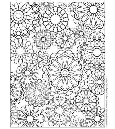 Design coloring #20, Download drawings