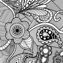 Design coloring #14, Download drawings