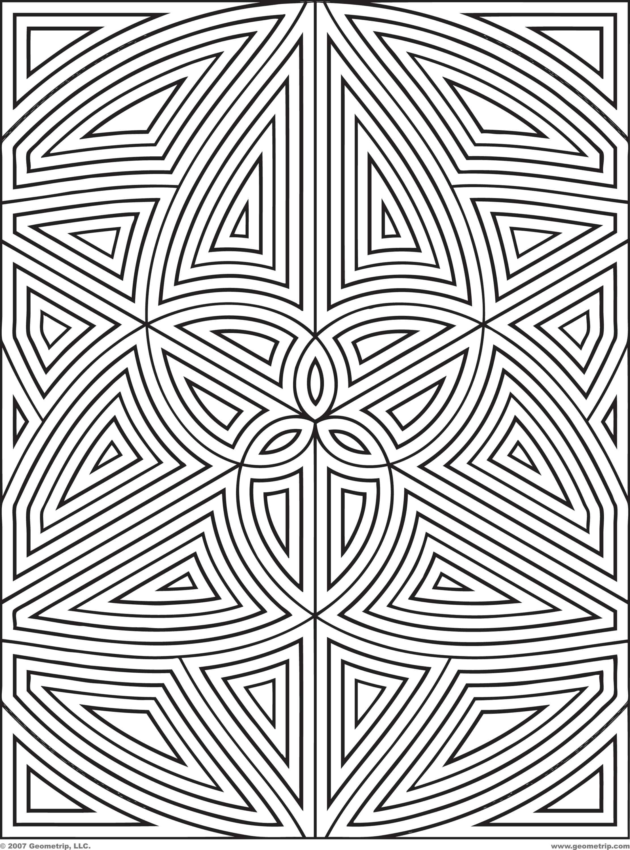 Design coloring #8, Download drawings