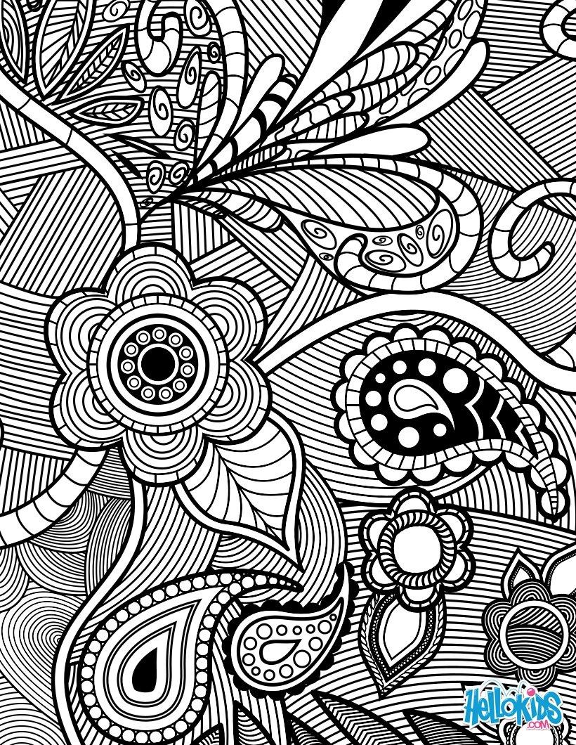 Design coloring #9, Download drawings