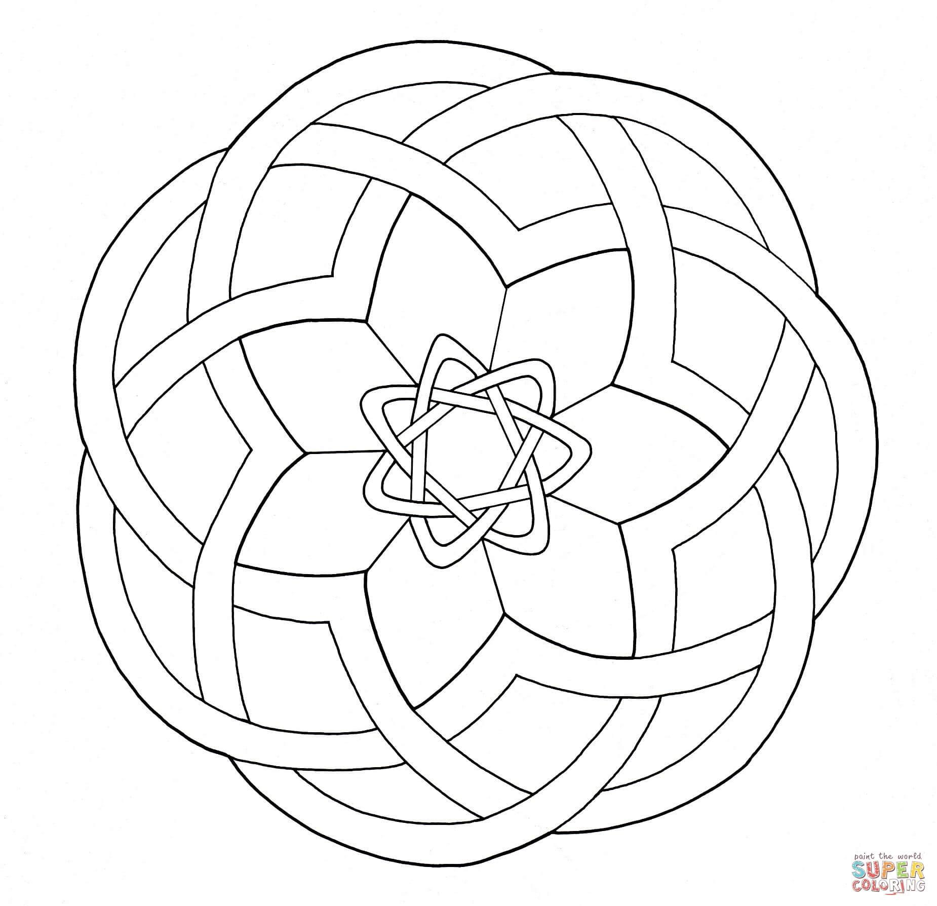 Design coloring #2, Download drawings