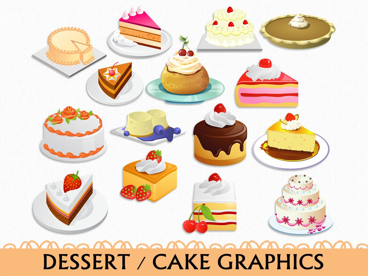 Dessert clipart #13, Download drawings