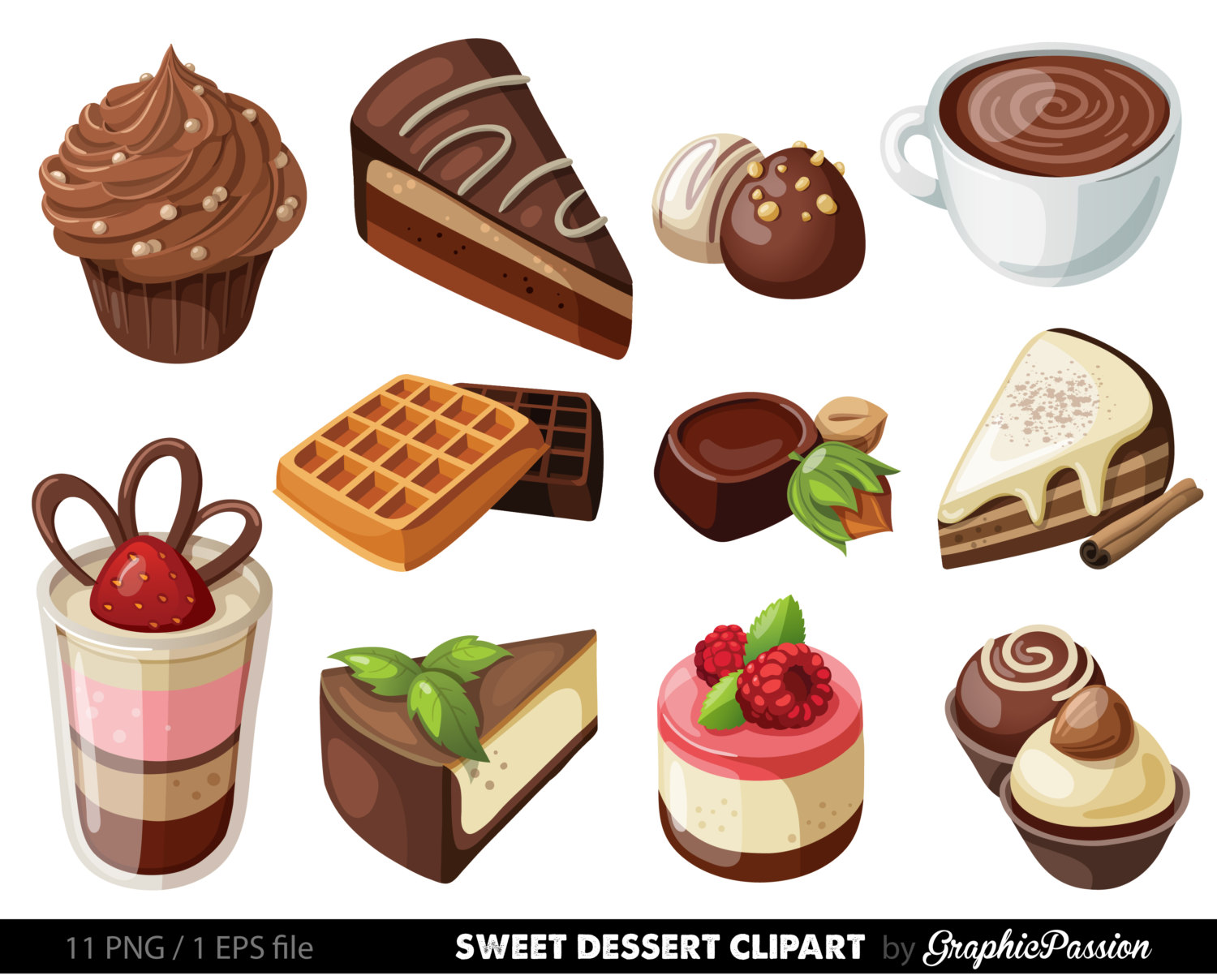 Dessert clipart #15, Download drawings