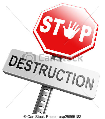 Destruction clipart #9, Download drawings