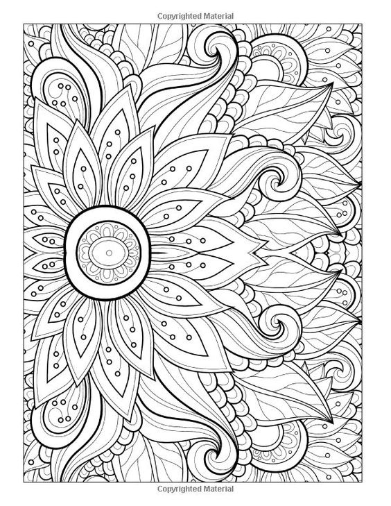 Detailed coloring #3, Download drawings