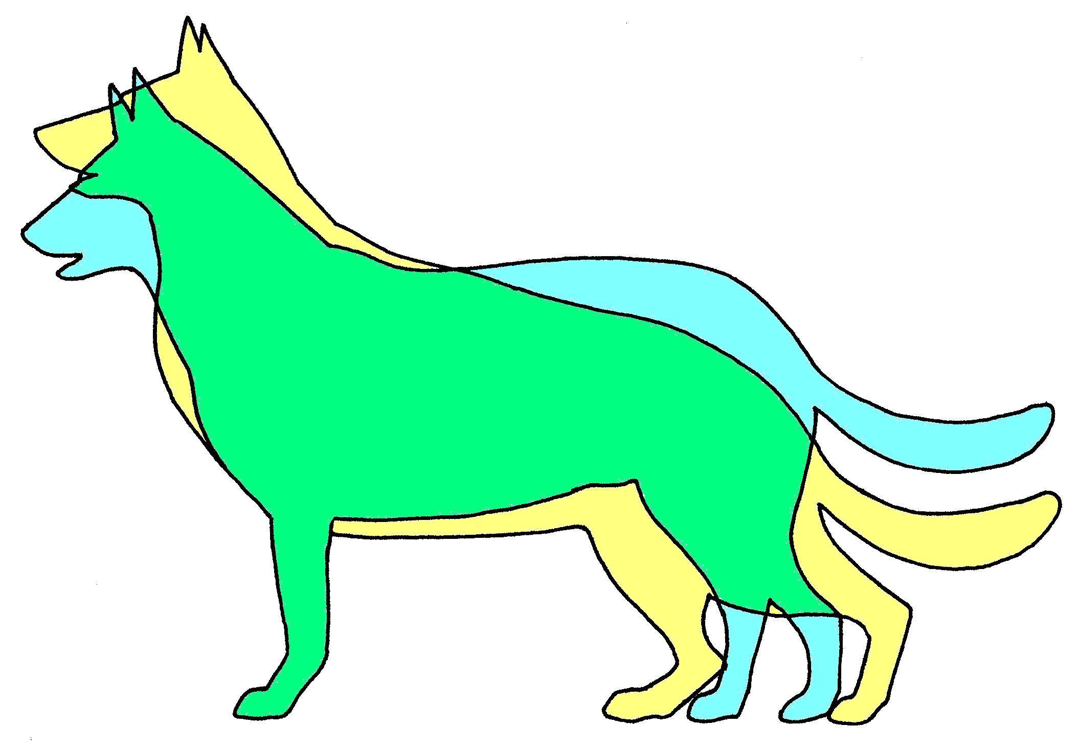Deutscher Schaeferhund clipart #1, Download drawings