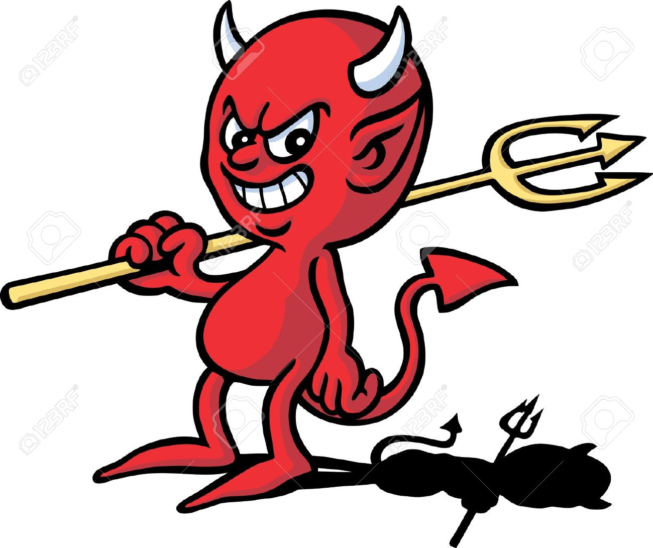 Devil clipart #12, Download drawings