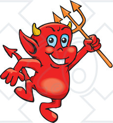 Devil clipart #3, Download drawings