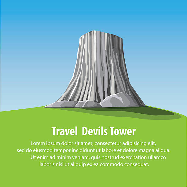Devils Tower clipart #13, Download drawings