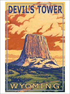 Devils Tower clipart #15, Download drawings