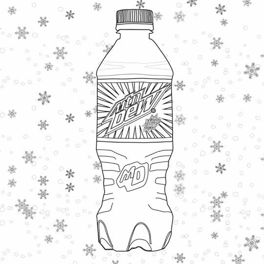 Dew coloring #3, Download drawings