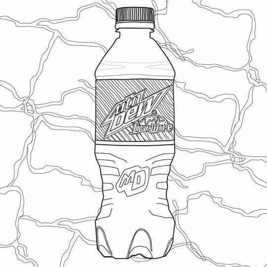 Dew coloring #6, Download drawings