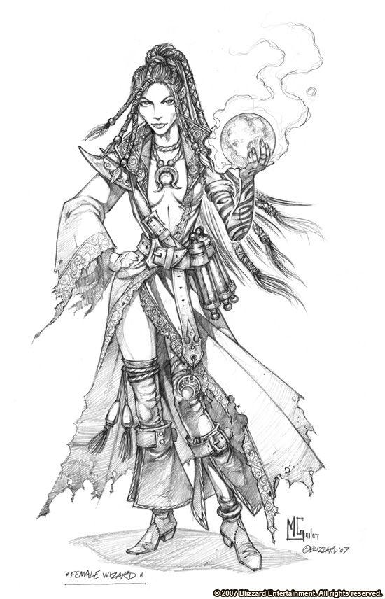 Diablo III coloring #11, Download drawings