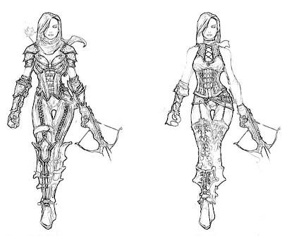 Diablo III coloring #15, Download drawings