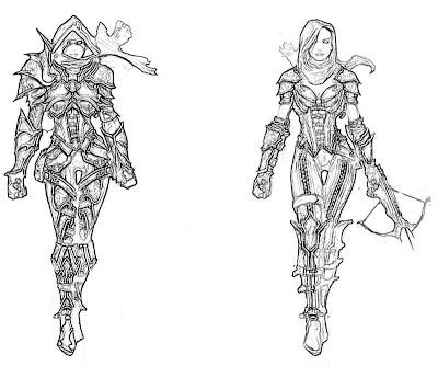 Diablo III coloring #18, Download drawings